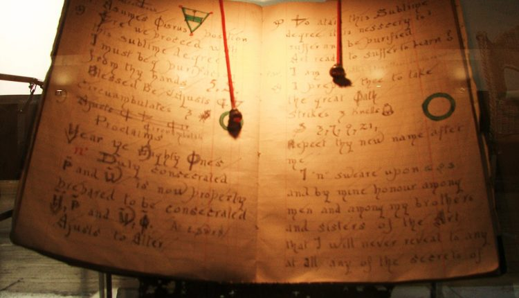 Creating Your Book of Shadows