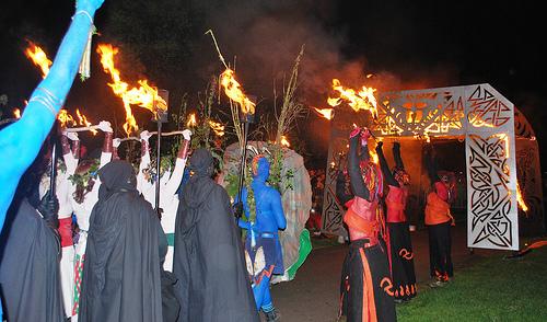 Pagan Origins of May Day