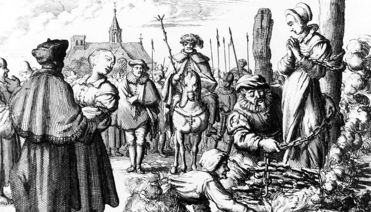 The man who fought the witch hunts