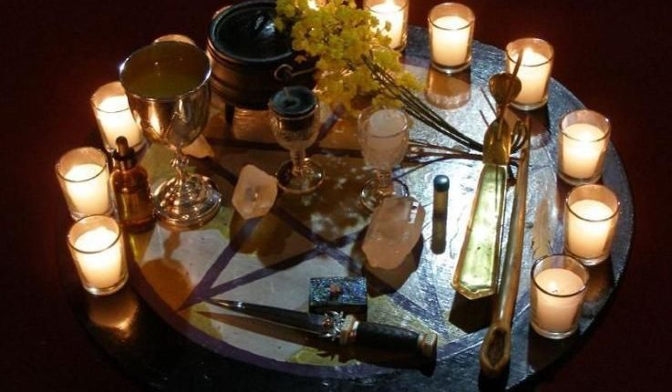 Consecration Ritual