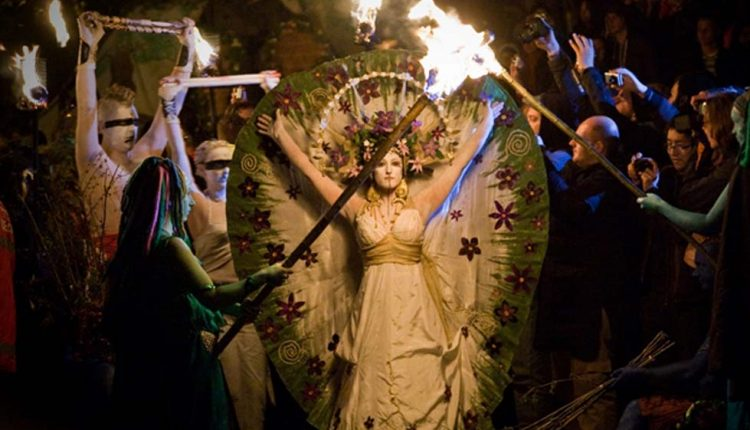 Beltane; Marriage, Birth, Fire and Sex
