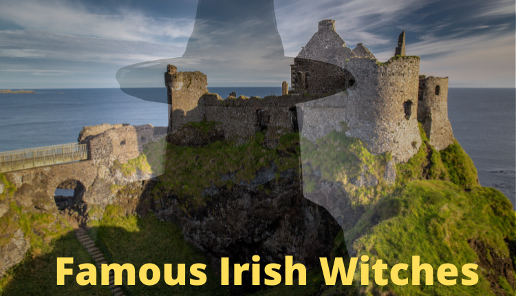 Ireland and its witches