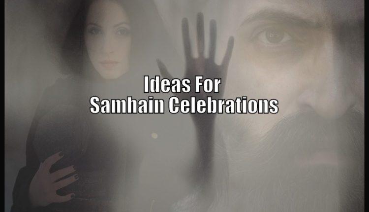 Some ways to celebrate Samhain