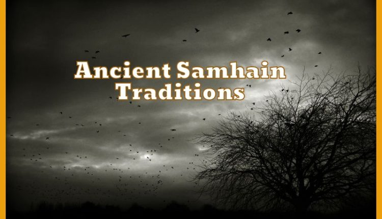 Unique Rituals That Accompanied Ancient Samhain