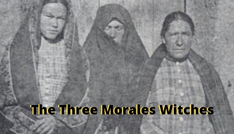 Three New Mexico Witches