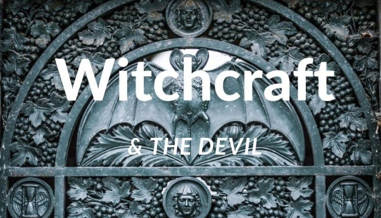 Witchcraft and the Christian Devil