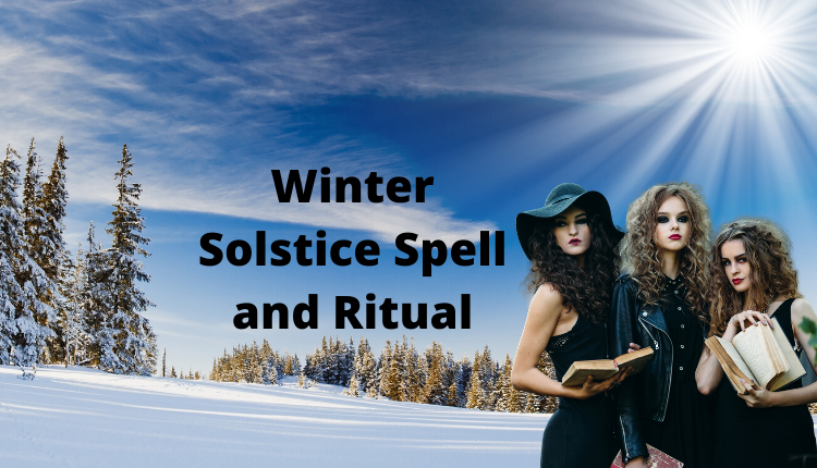 Winter Solstice Spell and Ritual