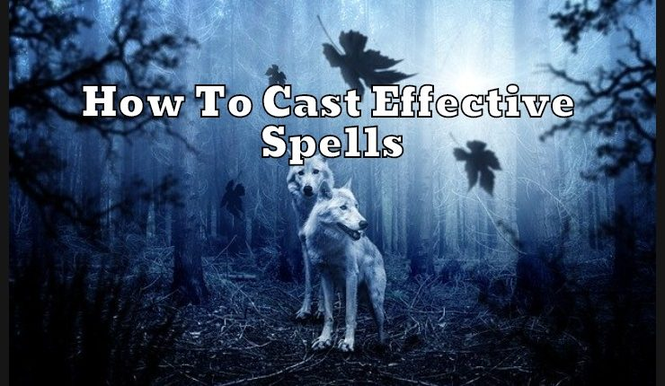 A primer for casting any spell