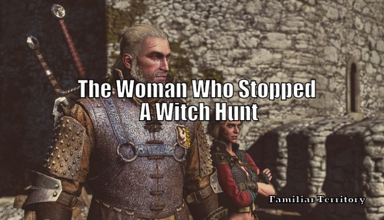 The Scottish Woman Who Stopped A Witch Hunt