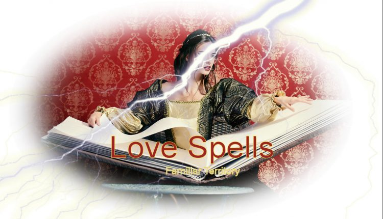 Love Spells To Help You Find, Heal, and Nurture Love