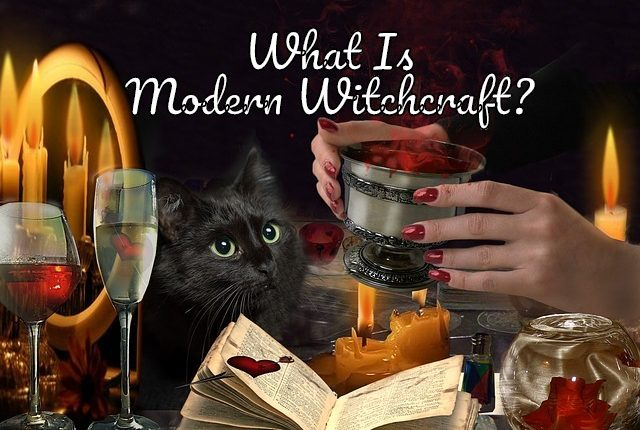 "What is ""Modern Witchcraft""?"