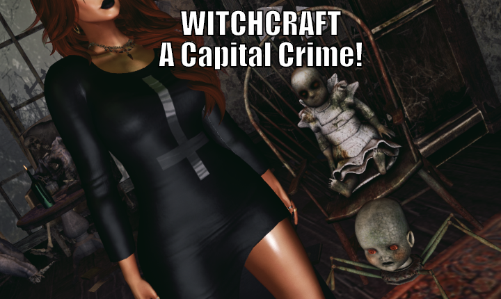 Witchcraft – a capital crime