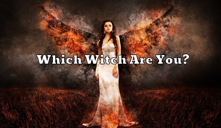 Which Witch Are You? A look at some witch types